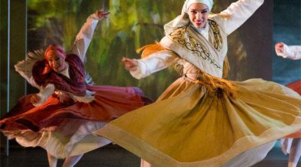 espanola  Sorolla del Ballet Nacional de España vuelve a Madrid