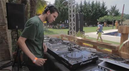 festivales  Música alternativa y electrónica en un entorno rural idílico