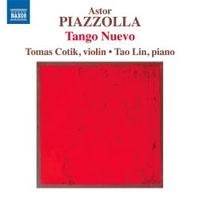 cdsdvds  Tango nuevo: Astor Piazzolla