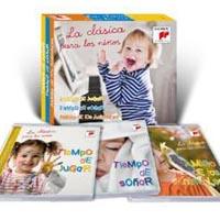 cdsdvds  La Clásica para los niños, música para jugar, hacer reír y soñar a los peques