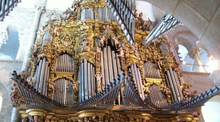 lutheria  La Catedral de Santiago inicia la restauración de su órgano
