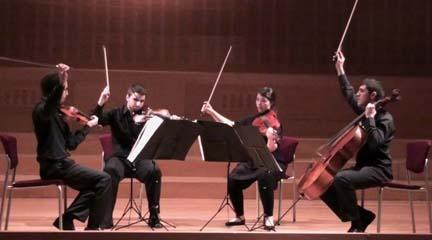 notas  Catorce jóvenes músicos debutan en el Palau de la Música con El Primer Palau