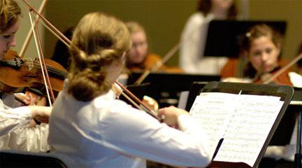 pruebas de acceso  Convocatoria de selección para la Joven Orquesta de Canarias