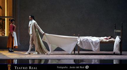 critica madrilena  El comienzo del fin. Le nozze di Figaro en el Teatro Real