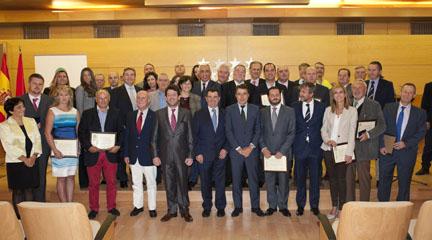 notas  Ignacio González ha presidido la entrega de Premios AEEPP 2014