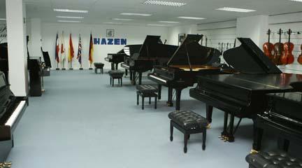 marcas  Hazen anuncia los últimos días de su promoción en pianos de cola Yamaha