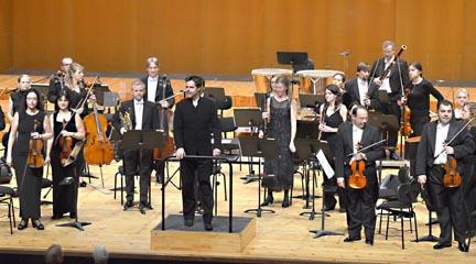 contemporanea  La Real Filharmonía de Galicia en las III Jornadas de Música Contemporánea