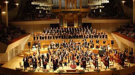 jazz  Noche de Soul solidaria con la Orquesta Metropolitana de Madrid y el Coro Talía