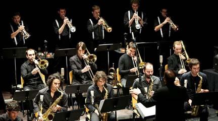 actualidad de centros  Musikene Big Band en Bilbao