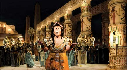 lirica  La ópera Aída llega a Madrid dentro de su gira europea