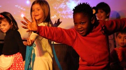 cursos  Taller de música y movimiento para niños en la Escuela de Música Creativa