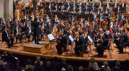 opinion  Germanismo inflamado con Gustavo Dudamel y la Orquesta Sinfónica Simón Bolívar