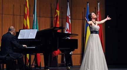 premios  Ganadores del 52 Concurso Internacional de Canto Francisco Viñas