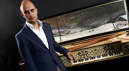antigua  El Bach más original suena en Albacete