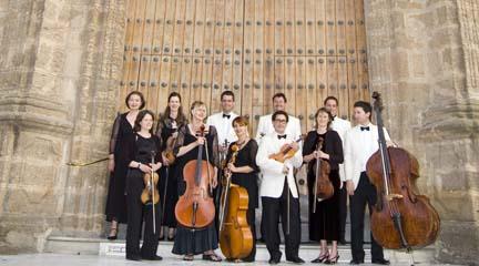 clasica  The Soloists of London en el Ciclo de Grandes Autores e Intérpretes de la UAM