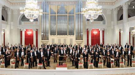 opinion  Brillante culminación del 31 Festival Internacional de Música de Canarias con la Orquesta Filarmónica de San Petersburgo