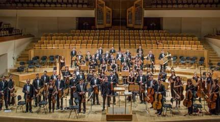 clasica  La Orquesta Filarmónica de España en el XXV Ciclo Sinfónico de la Universidad Politécnica de Madrid