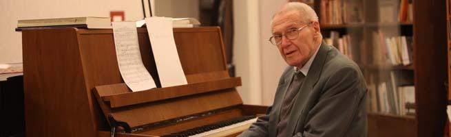premios  György Kurtág premio Fundación BBVA Fronteras del Conocimiento en la especialidad de música contemporánea