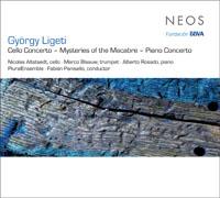 cdsdvds  Ligeti en tres dimensiones