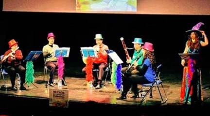 para ninos  Conciertos didácticos de Fundación Musical de Málaga