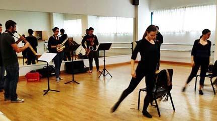 actualidad de centros  Amalgama 2015, proyecto de música y danza entre Conservatorios