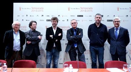 lirica  El surrealismo de Lorca llega al Teatro Real con la ópera El público de Mauricio Sotelo