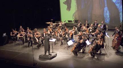 clasica  La Partiture Philharmonic Orchestra y el Trío Arbós juntos en un concierto benéfico