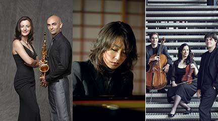 clasica  Semana en torno al piano en el Audtiorio Manuel de Falla