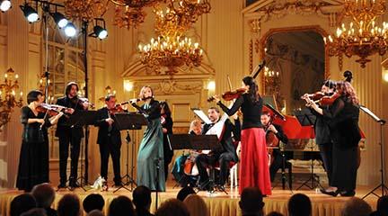 antigua  El Collegium Marianum de Praga y las Cantatas para el Tiempo de Pasión, en Círculo Bach