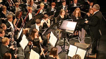 clasica  La Orquesta de la Universidad de Purdue inicia en Madrid su gira española de conciertos