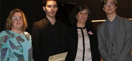 Primera Premio Internacional de piano Ciudad de Xàbia
