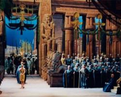 Escena de Aida. Cortesía Teatro de la Maestranza