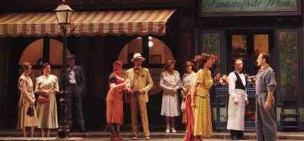 'La del manojo de rosas'. Cortesía Teatro de la Maestranza
