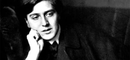 El joven Alban Berg