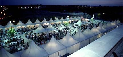 Muestra gastronómica del Festival Vino del Somontano