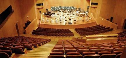 Auditorio del CPM de Las Palmas de Gran Canaria