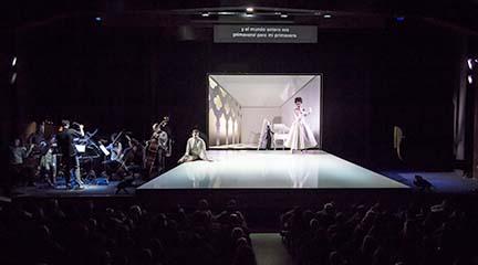siamo forti  Recuperación de la ópera Fantochines, de Conrado del Campo, una mirada al futuro anterior