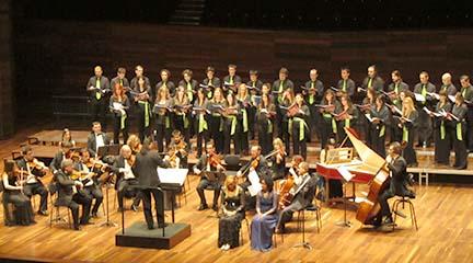 festivales  El Réquiem de Mozart cierra el XXV edición del Festival de Arte Sacro