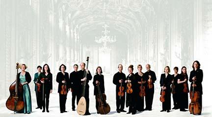 antigua  Academy of Ancient Music y la Pasión según San Mateo en el Kursaal