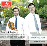 cdsdvds  Cotik, Lin y Schubert o el regreso a la Viena decimonónica
