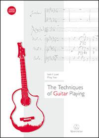 libros  La técnica de la guitarra contemporánea