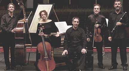festivales  El XXII Festival Música Antigua Aranjuez recupera Músicas inéditas