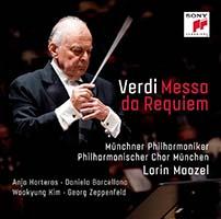 """cdsdvds  """"In memoriam"""": Verdi Messa da Requiem"""