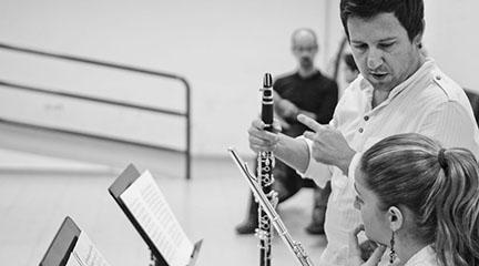 universidad  V Máster en Interpretación Orquestal 2015/16