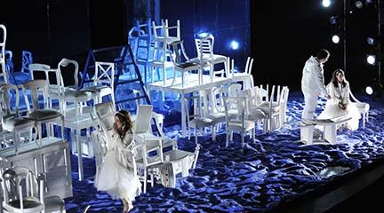lirica  Los Teatros del Canal, comprometidos con la difusión de la ópera