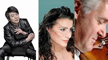 temporadas  Lang Lang, Cecilia Bartoli o Les Musiciens du Louvre en la nueva temporada del Palau de la música de Valencia