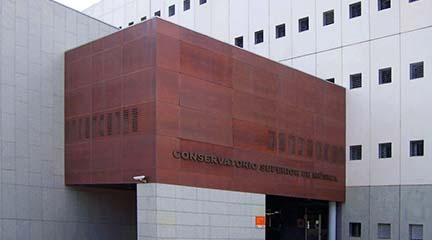cursos  Pruebas de acceso al Conservatorio Superior de Música de Aragón