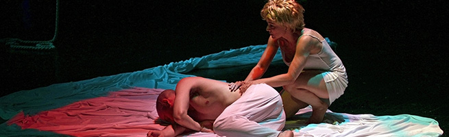 lirica  Estreno absoluto de Angelus novus, de Jorge Fernández Guerra, en los Teatros del Canal