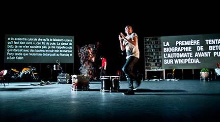 festivales  Daisy, de Rodrigo García en el XXXII Festival de Otoño a Primavera