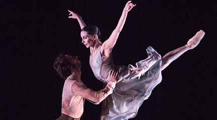 contemporanea danza  Tamara Rojo estrena Lest we forget con el English National Ballet en los Teatros del Canal